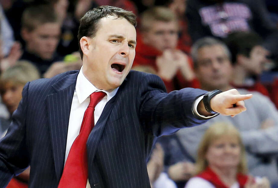 Indiana hired Archie Miller as its new coach on Saturday. Photo: The Associated Press File Photo   / FR170194 AP