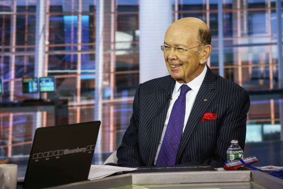 Wilbur Ross during a Bloomberg Television interview in New York Sept. 22, 2016. Photo: Christopher Goodney — Bloomberg   / © 2016 Bloomberg Finance LP