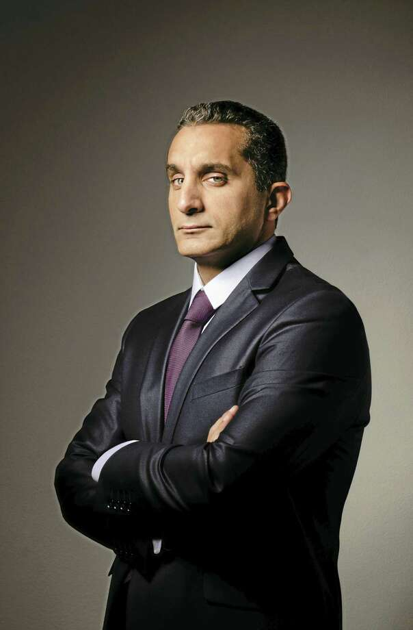 Bassem Youssef will chat with Taylor Mac at Yale Art Gallery. Photo: Photo Courtesy Of Coucla Refaat