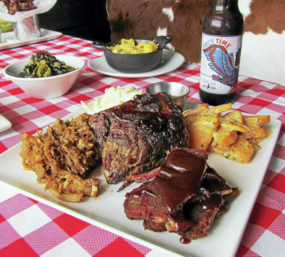 The b Restaurants' grilling competition is set for June 24 at Stony Creek Brewery. Photo: Contributed