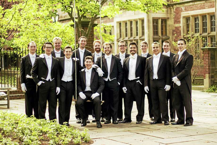 The Whiffenpoofs of Yale Photo: Contributed