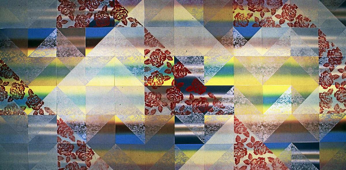 "Joe Fedderson's ""Okanagan"" will be part of the new art exhibit at the Pequot Museum."