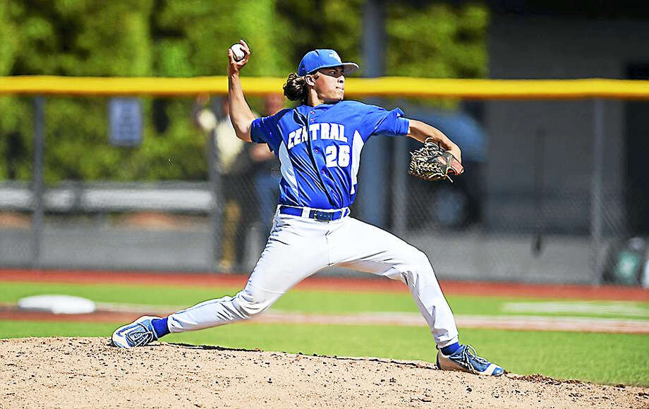 Orange's Mike Appel is looking to build off his recent no-hitter for Central Connecticut State. Photo: Steve McLaughlin Photography