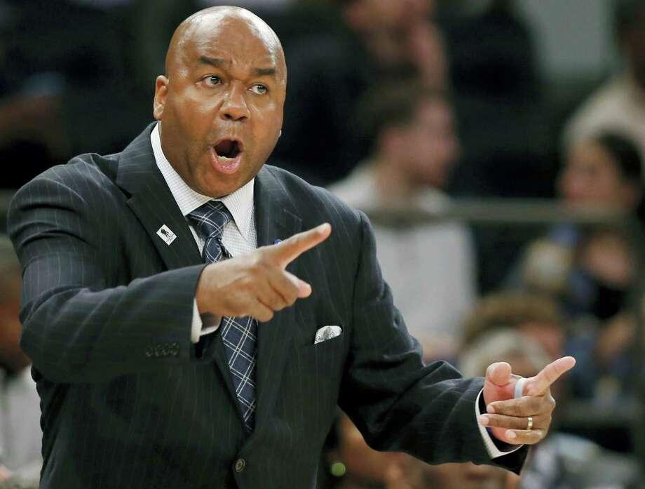 Georgetown fired head coach John Thompson III on Thursday. Photo: The Associated Press File   / Copyright 2017 The Associated Press. All rights reserved.