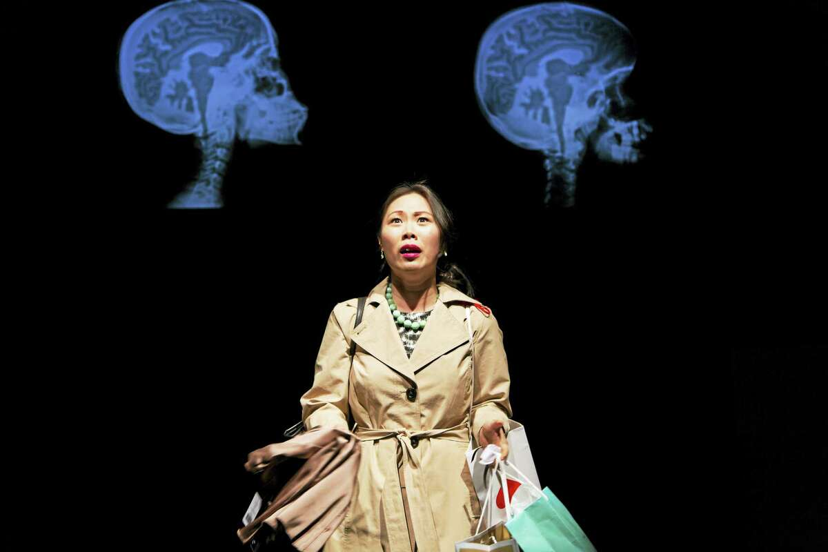 """Ka-Ling Cheung deals with her issues by shopping in """"Smart People."""""""