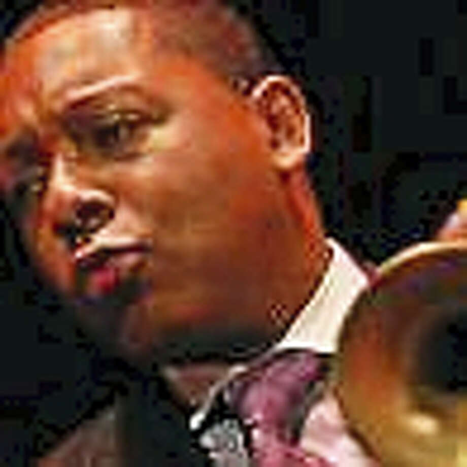 Wynton Marsalis Photo: PHOTO BY FRANK STEWART