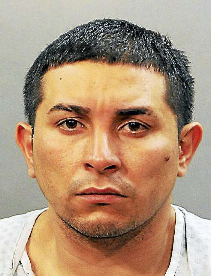 In this March 22, 2017, photo provided by the Nassau County Police Department, Tommy Vladim Alvarado-Ventura, of Hempstead, N.Y. is shown. Police say Alvarado-Ventura, a member of the MS-13 street gang who had been deported from the U.S. four times, stabbed two women and sexually assaulted a 2-year-old girl in a New York City suburb. Photo: Nassau County Police Department Via AP