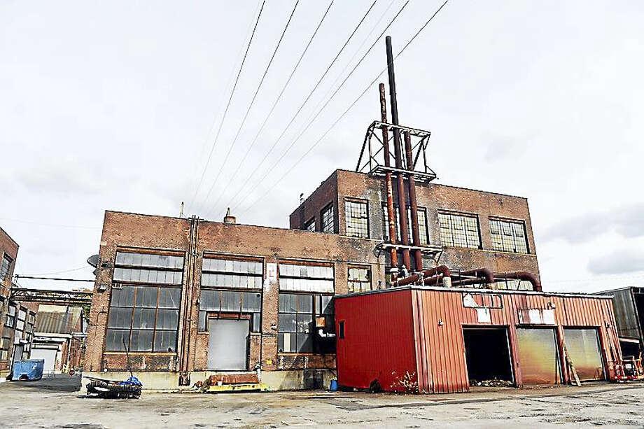 The former Ansonia Copper & Brass site. Photo: File Photo