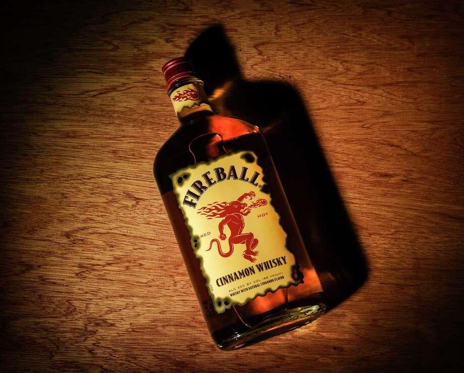 Fireball tastes like cinnamon. But does it also taste like America? Photo: Washington Post Photo/Bill O'Leary   / The Washington Post