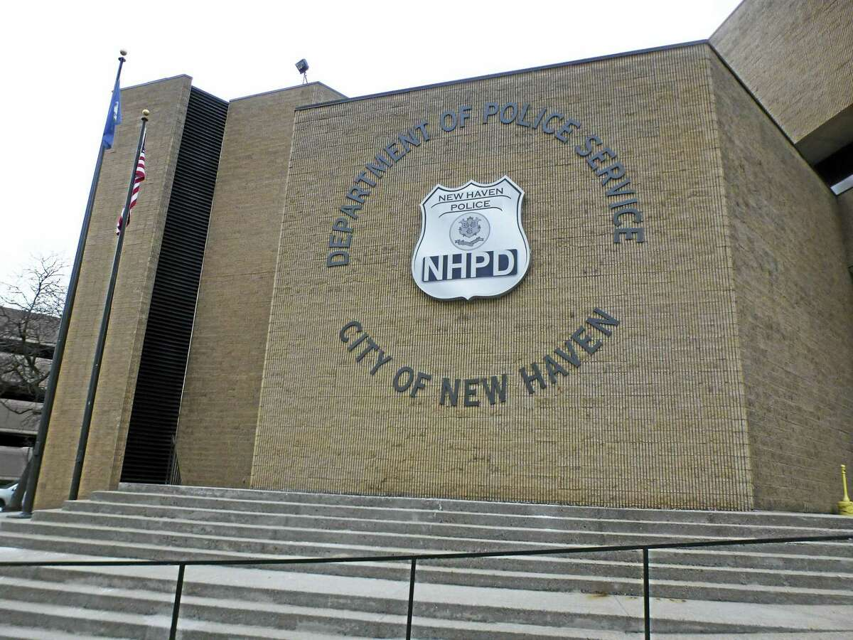 New Haven Police Department Headquarters