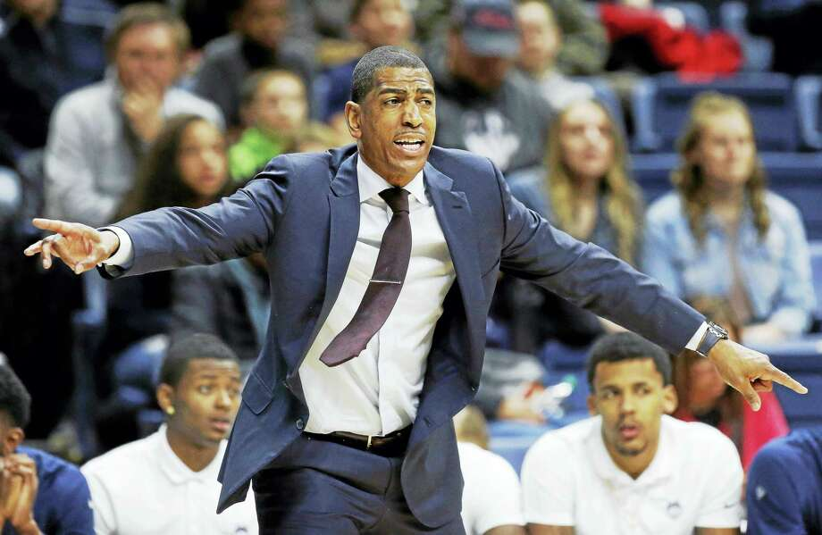 UConn coach Kevin Ollie. Photo: The Associated Press File Photo   / Copyright 2017 The Associated Press. All rights reserved.