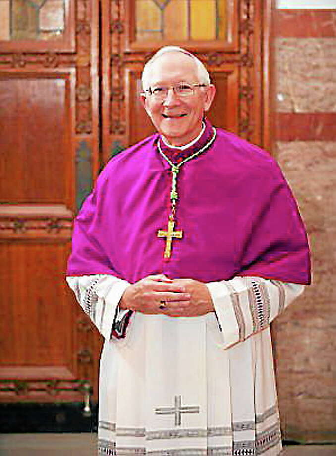 Leonard P. Blair, archbishop of the Archdiocese of Hartford Photo: Journal Register Co.
