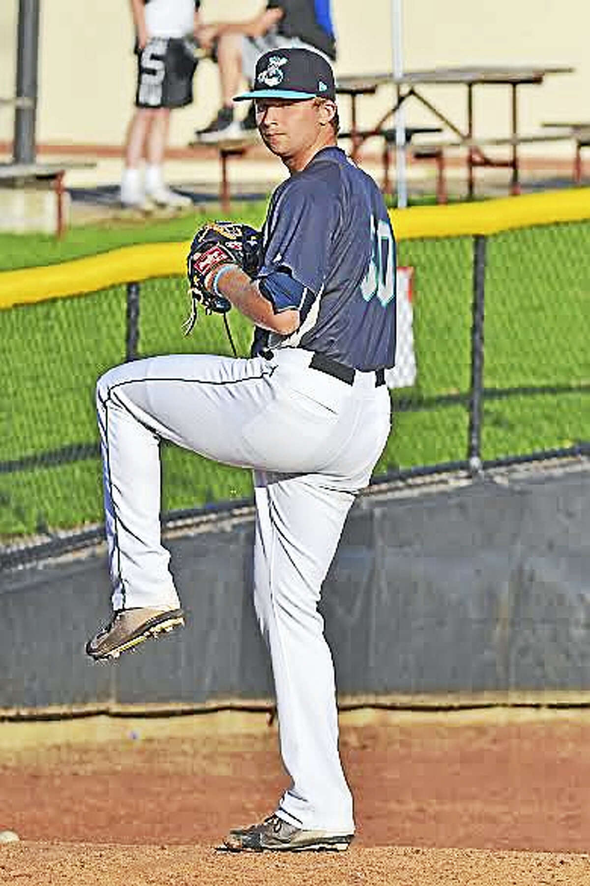 Newtown's Kyle Wilcox is having a successful season as a versatile reliever for Clinton LumberKings, a Class A affiliate of the Seattle Mariners.