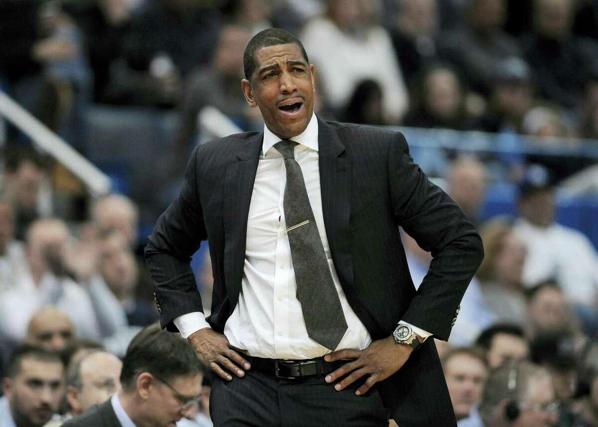 UConn head coach Kevin Ollie.