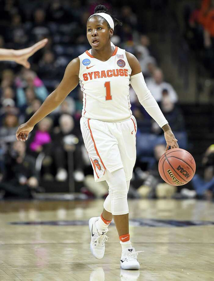 Syracuse point guard Alexis Peterson. Photo: Jessica Hill — The Associated Press   / AP2017