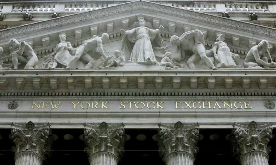 The facade of the New York Stock Exchange. Photo: Richard Drew — The Associated Press File   / Copyright 2016 The Associated Press. All rights reserved. This material may not be published, broadcast, rewritten or redistribu