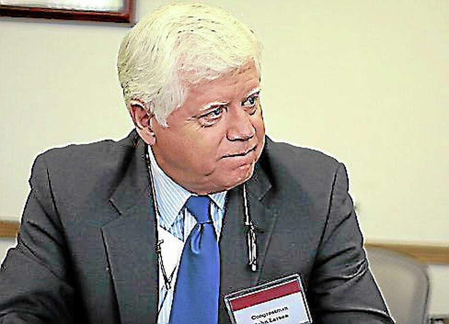 U.S. Rep. John Larson Photo: Christine Stuart — CT News Junkie File Photo