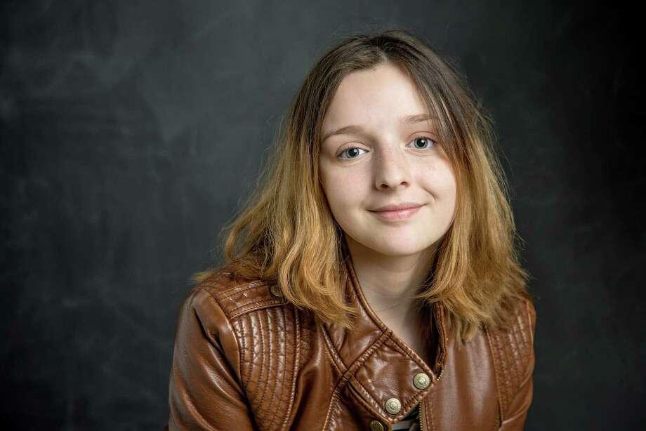 (Ana's last school picture. Courtesy of Juliet Lofaro) Photo: Juliet Lofaro / The Washington Post
