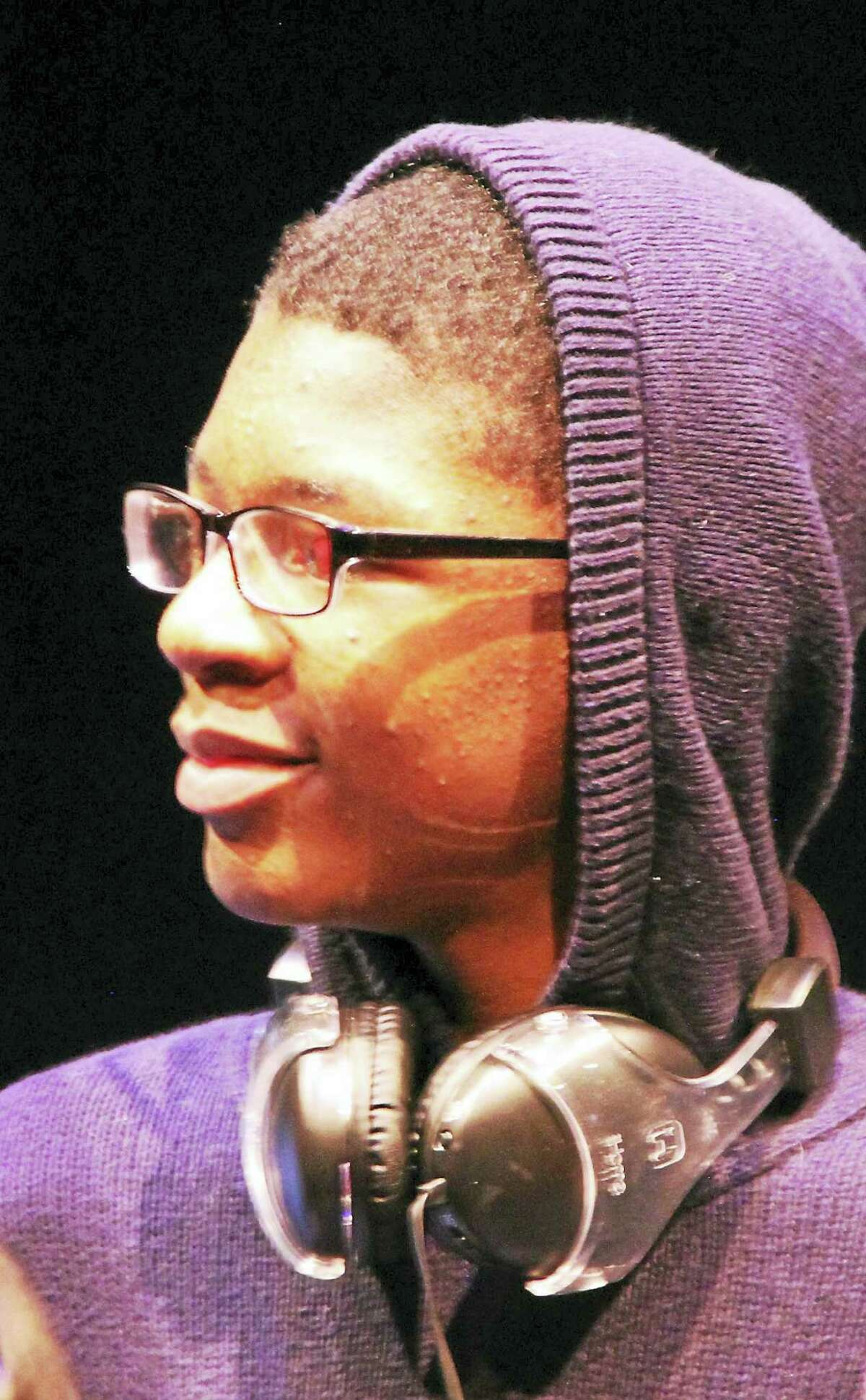Caleb Rutherford, a freshman at New Haven Academy, performed last year as an 8th-grader from Betsy Ross Arts Magnet School and will perform again this year.