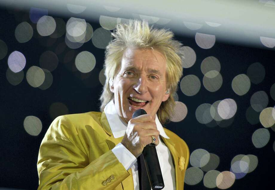 FILE - This Nov. 28, 2015, file photo shows singer Rod Stewart performing in the Esprit Arena in Duesseldorf, western Germany. Many of the rock 'n' roll bands that were huge in 1977 will comprise a big part of the summer concert market 40 years later. Stewart is among those launching major tours this spring and summer. Photo: AP Photo — Martin Meissner, File / Copyright 2016 The Associated Press. All rights reserved. This material may not be published, broadcast, rewritten or redistribu