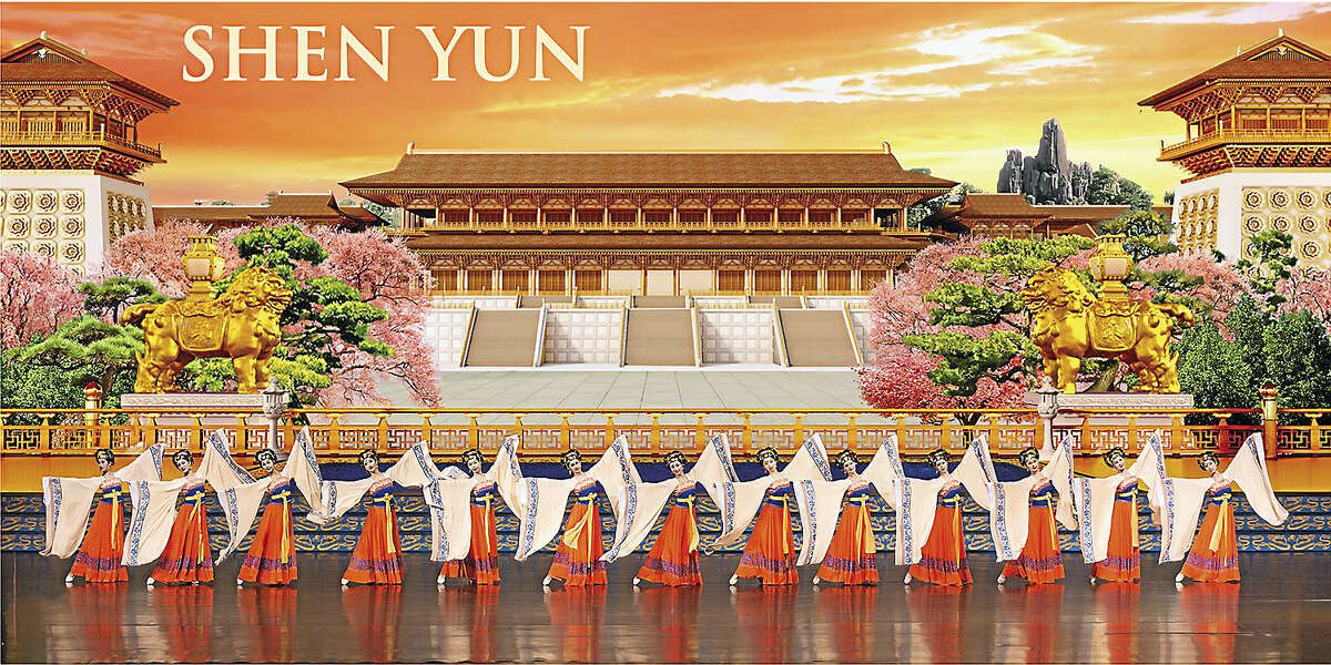 A visual from Shen Yun.