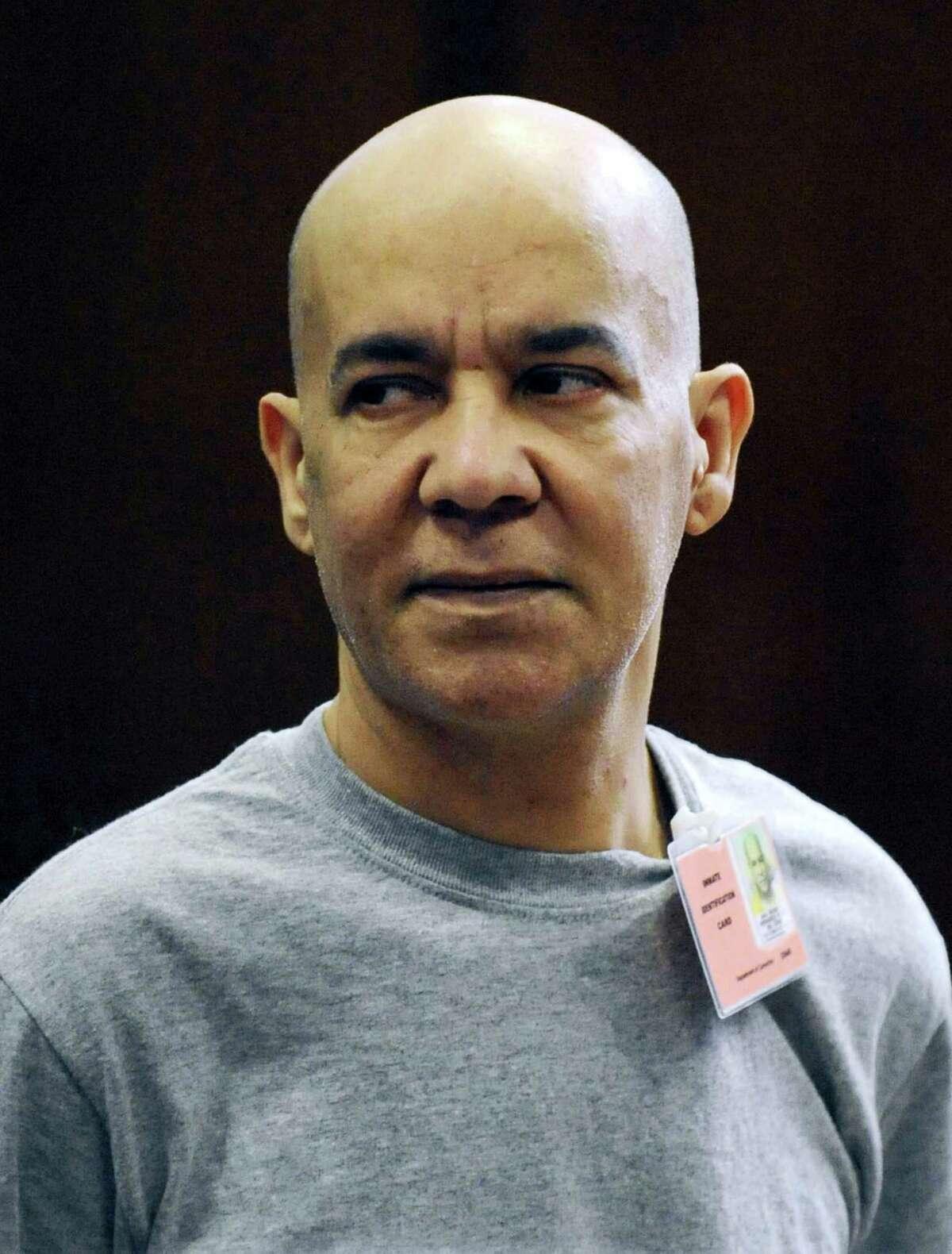 Pedro Hernandez appears in Manhattan criminal court in New York in 2012.