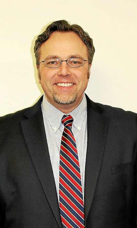 Hamden Mayor Curt Leng Photo: Journal Register Co.