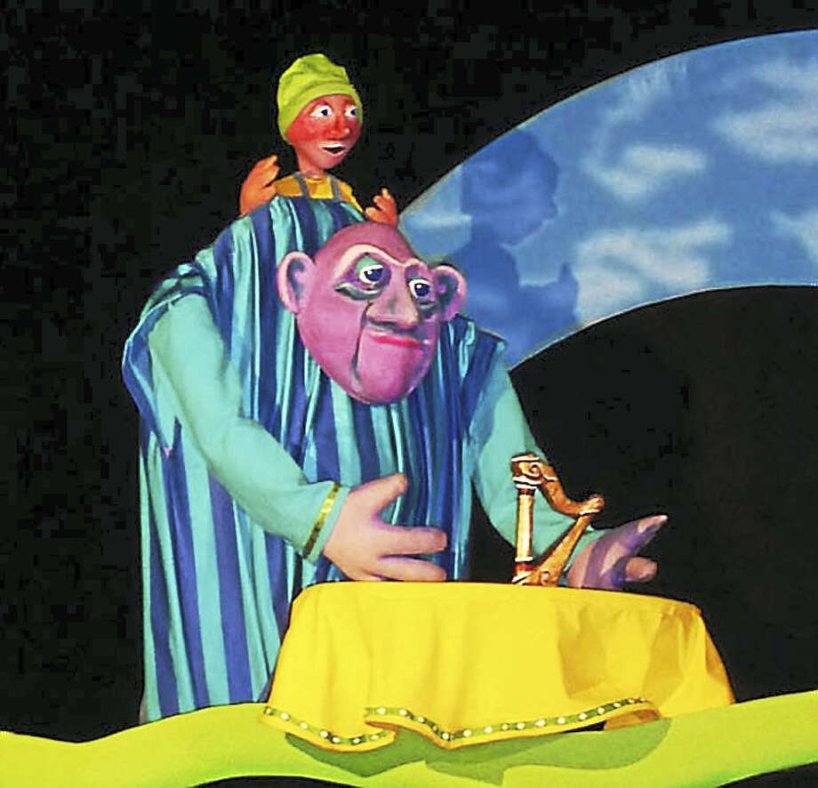 """'JACK AND THE BEANSTALK'Crabgrass Theatre presents """"Jack and the Beanstalk"""" at p.m. Feb. 4 in Thornton Wilder Hall, Miller Cultural Complex, 2901 Dixwell Ave., Hamden. Admission is $3, $2, at the door only.  For details, contact the Arts Commission at 203-287-2546 or www.hamdenartscommission.com. Photo: Digital First Media"""