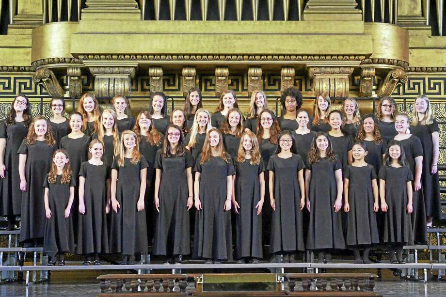 "ELM CITY GIRLS  The Elm City Girls' Choir will present ""United in Song"" at 2 p.m. Jan. 29 in Thornton Wilder Hall, Miller Cultural Complex, 2901 Dixwell Ave., Hamden. Admission is $7 and $5, at the door only. For details, contact the Hamden Arts Commission at 203-287-2546 or www.hamdenartscommission.com. Photo: CREDIT HERE"