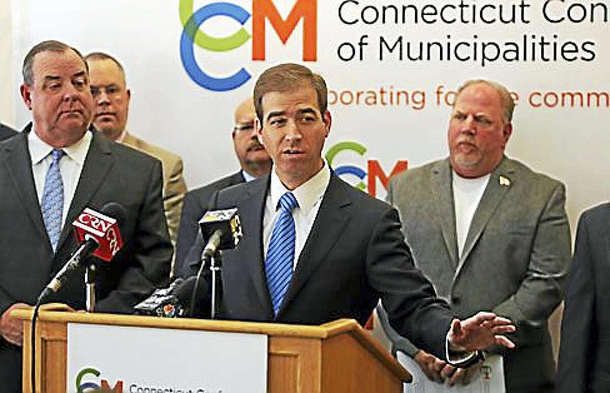 Hartford Mayor Luke Bronin