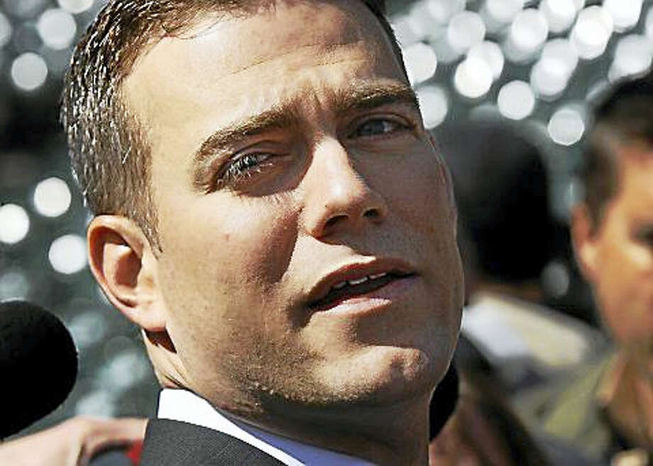 Chicago Cubs president Theo Epstein Photo: AP Photo/Charles Rex Arbogast