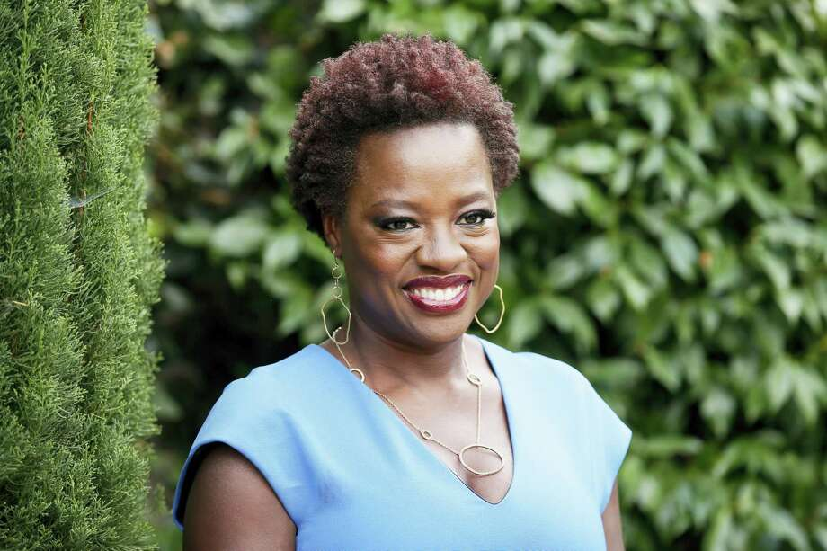 In this Sept. 28, 2014 photo, actress Viola Davis poses at The Rape Foundation's Annual Brunch at Greenacres in Beverly Hills, Calif. Photo: Photo By Danny Moloshok/Invision/AP, File   / Invision