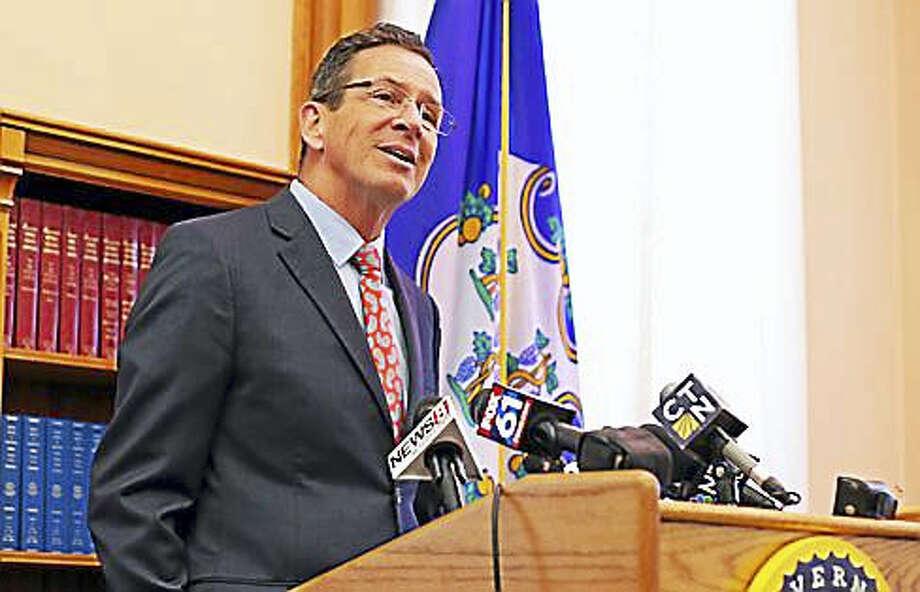 Gov. Dannel P. Malloy Photo: Ctnewsjunkie File Photo