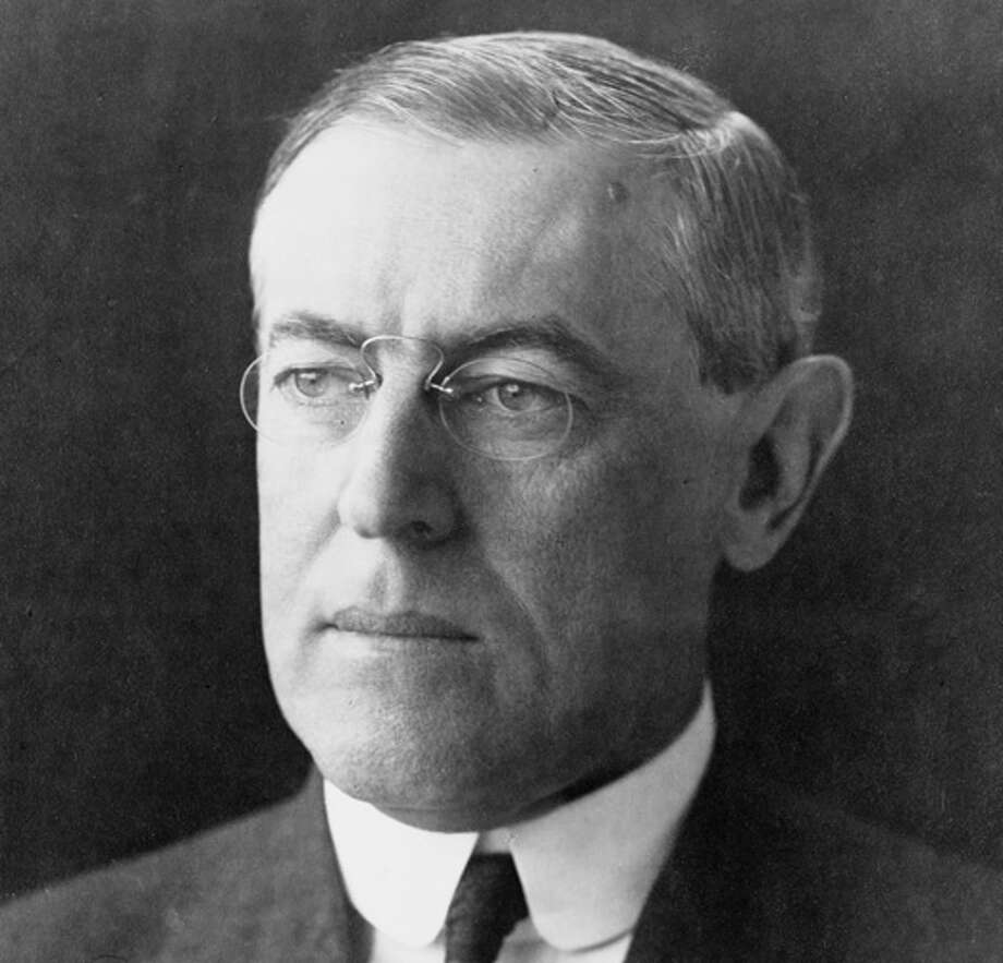 Woodrow Wilson Photo: Legacy Archive
