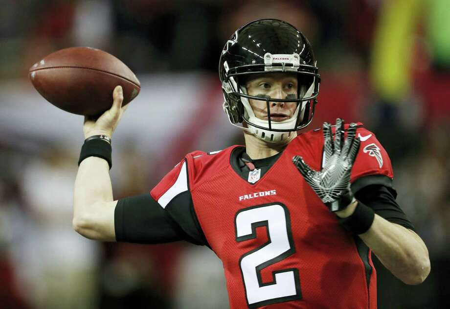 Atlanta Falcons quarterback Matt Ryan. Photo: The Associated Press File Photo   / Copyright 2017 The Associated Press. All rights reserved.