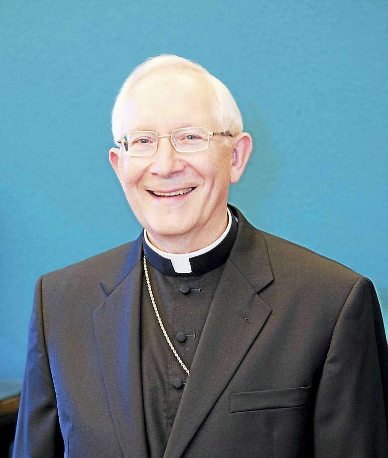 The Most Reverend Leonard P. Blair Photo: Journal Register Co. / Paul Kenney Studio419:472:8588