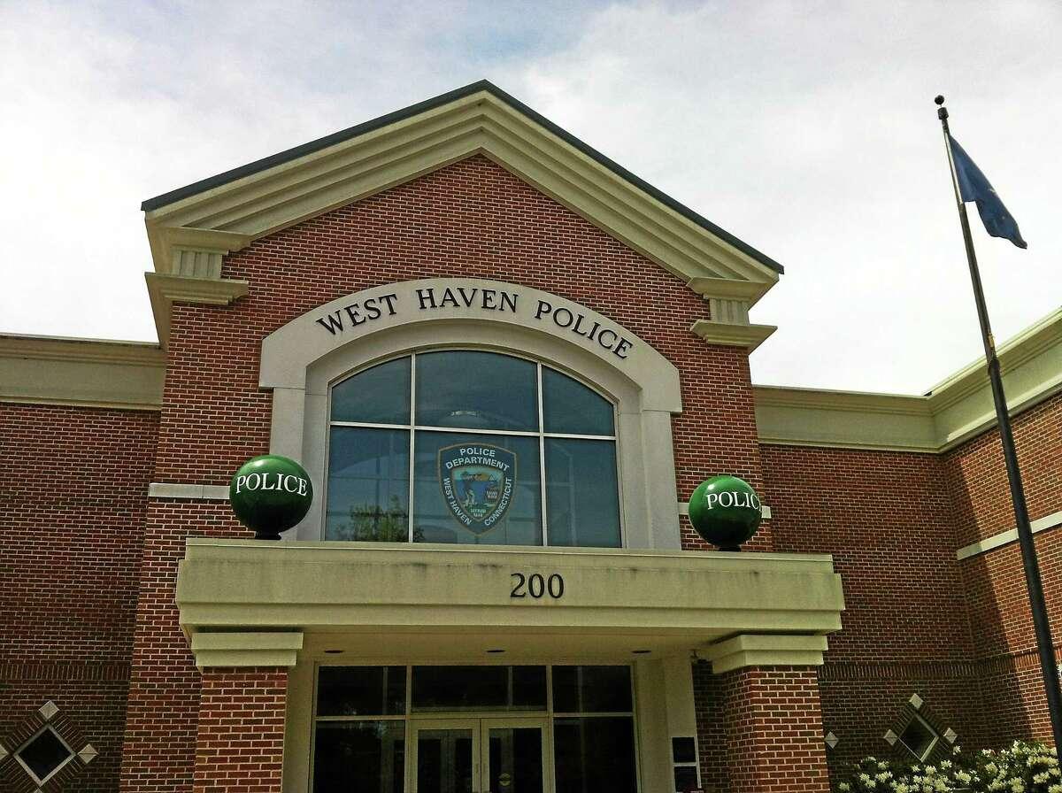 West Haven Police Department.
