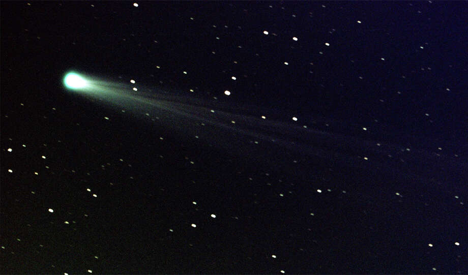 Even if you don't have a telescope or binoculars, there's still away for you to see this comet Friday. Photo: Image Courtesy Of NASA   / Courtesy