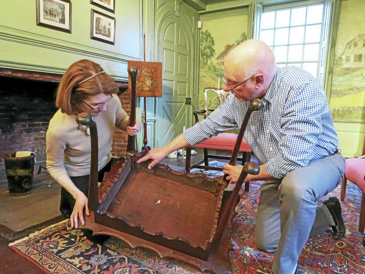 The Antiques 101 Digging Deeper Tour is in Wethersfield Saturday.