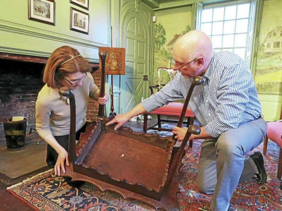 The Antiques 101 Digging Deeper Tour is in Wethersfield Saturday. Photo: Photos Courtesy Of WDS