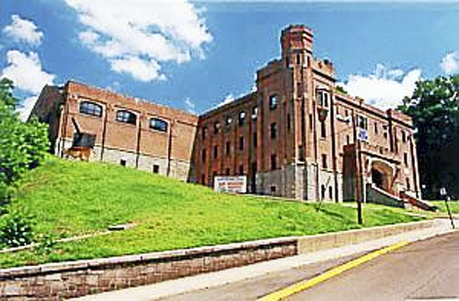 Ansonia Armory Photo: Journal Register Co.