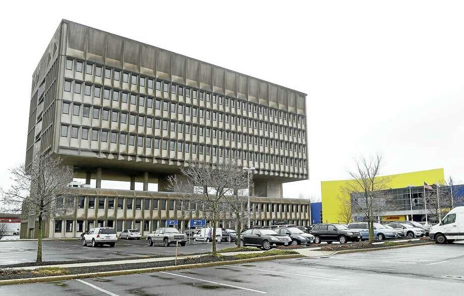 The Perelli building Photo: Peter Hvizdak — New Haven Register   / ©2017 Peter Hvizdak