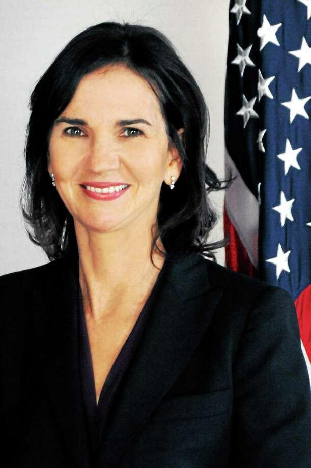 Connecticut U.S. Attorney Deirdre M. Daly Photo: Journal Register Co. / Keelin Daly