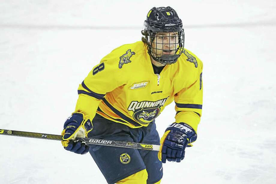 Quinnipiac's Alex Whelan. Photo: Photo Courtesy Of Quinnipiac Athletics   / © Rob Rasmussen.