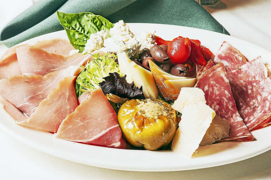 Antipasto at Consiglio's Restaurant. Photo: Photo Courtesy Of Consiglio's