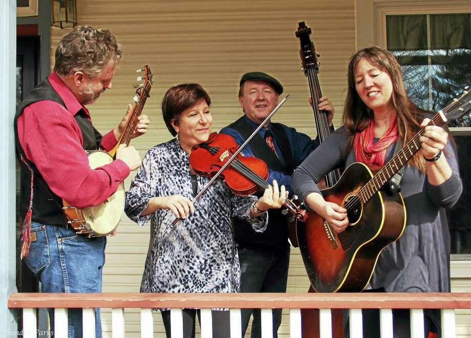 Coracree Photo: Photo Courtesy Of Branford Folk Music Society   / 2014, Sandra Parks