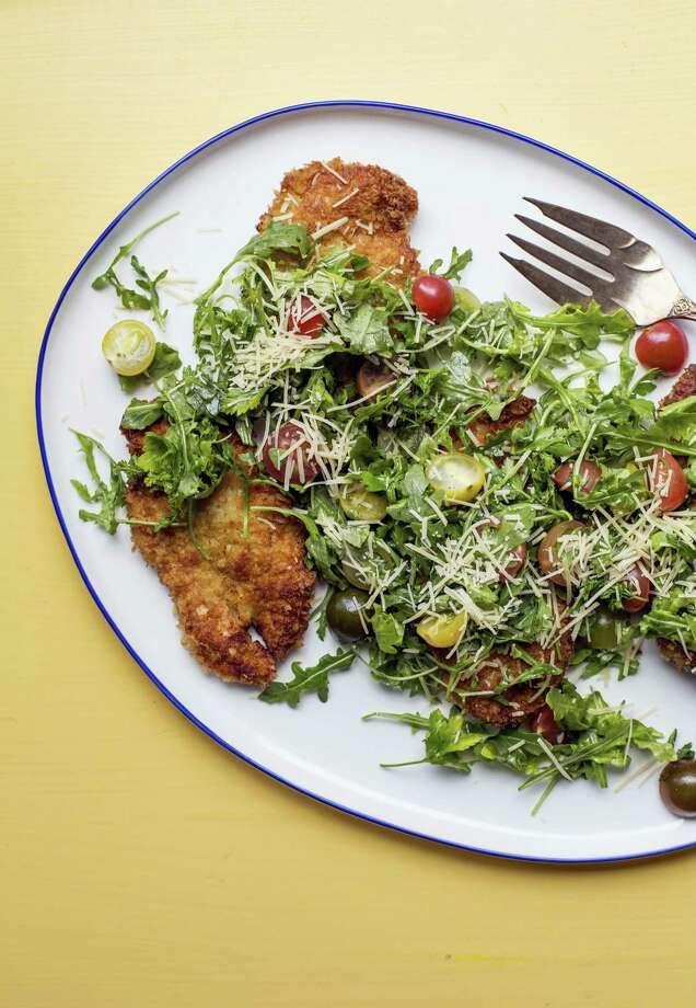Spicy chicken Milanese. Photo: Sarah Crowder Via AP   / Sarah E Crowder