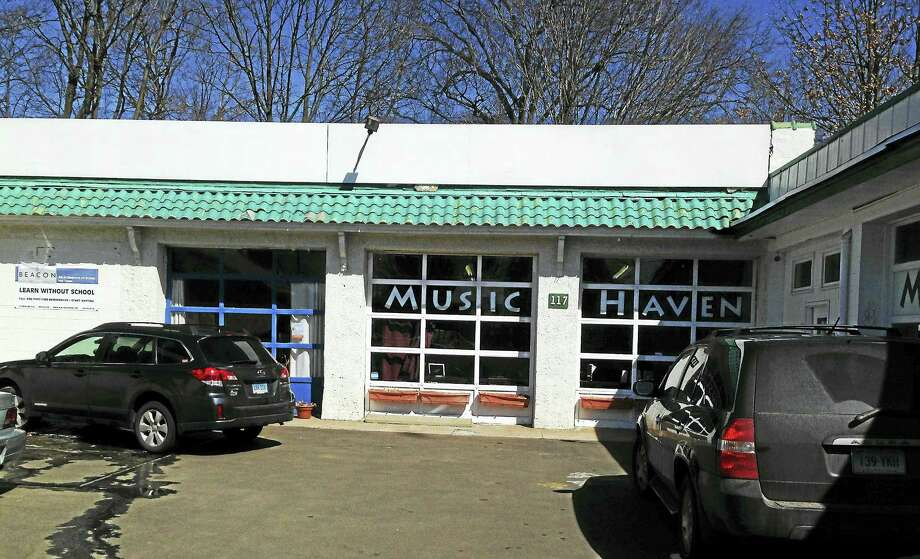 Music Haven, as it looked a few years ago on Whalley Avenue, is celebrating its 10-year anniversary. Photo: New Haven Register File Photo