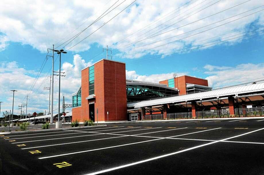 West Haven Train Station Photo: File Photo   / ©Peter Hvizdak /  New Haven Register