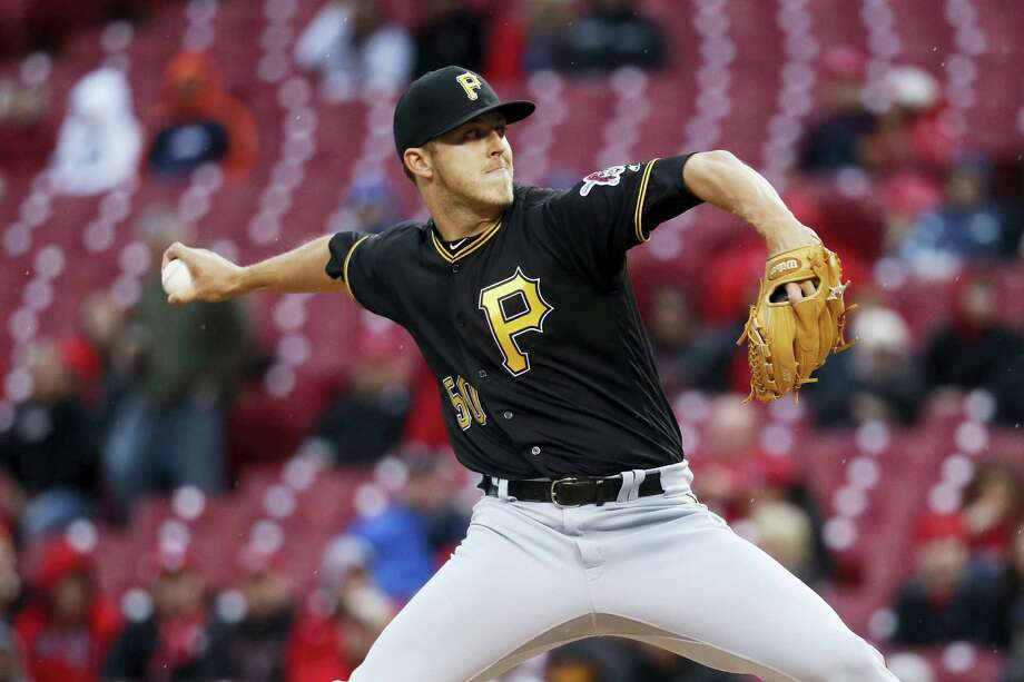 Pittsburgh Pirates starter pitcher Jameson Taillon. Photo: The Associated Press File Photo   / AP